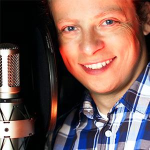 Peter Brück, Sprecher